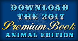 2018 Premium Book Animal Edition
