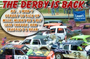 The Demolition Derby