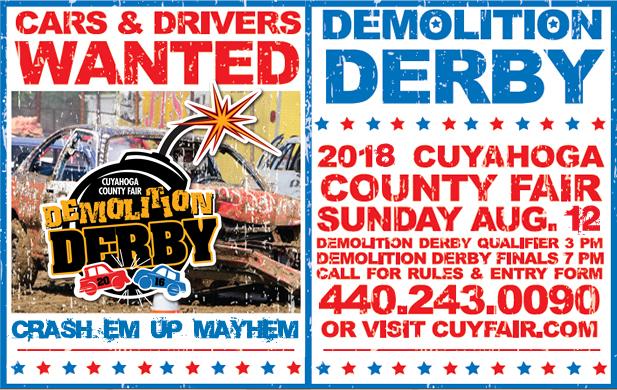 2018 Demolition Derby