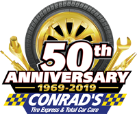 Conrad's Tire Express and Total Car Care
