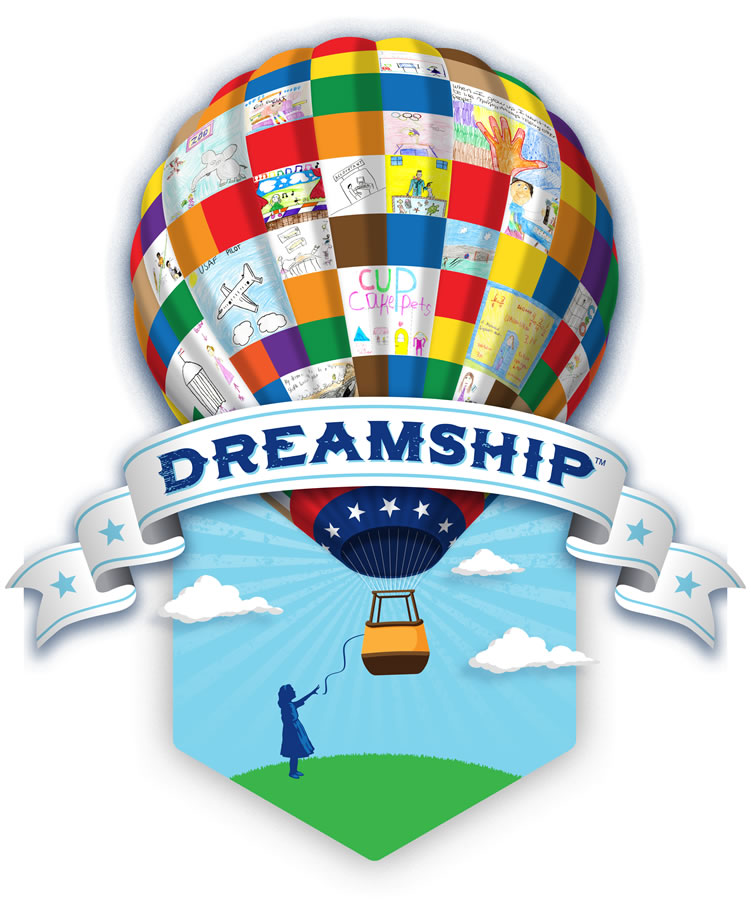 DreamShip Hot Air Balloon