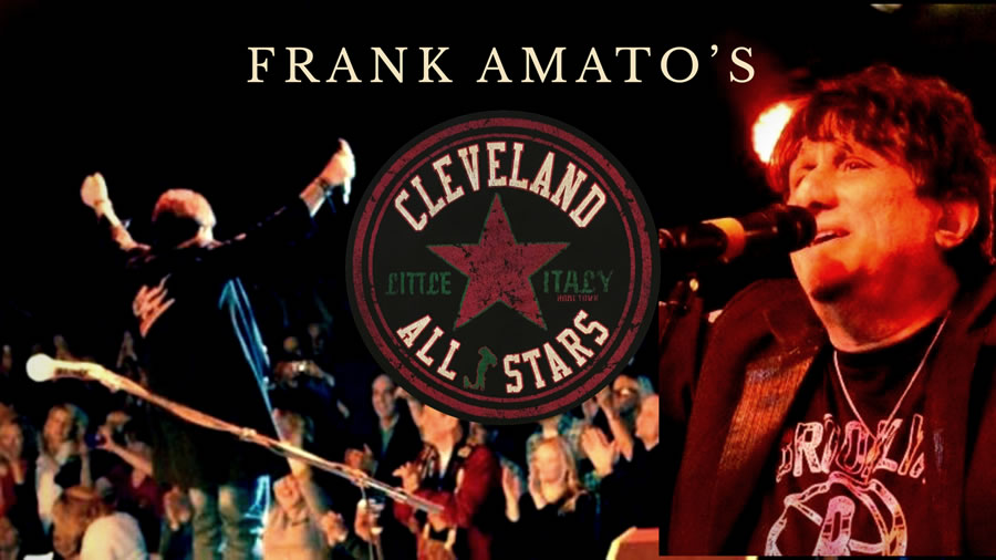 Frank Amato and the Cleveland All Stars