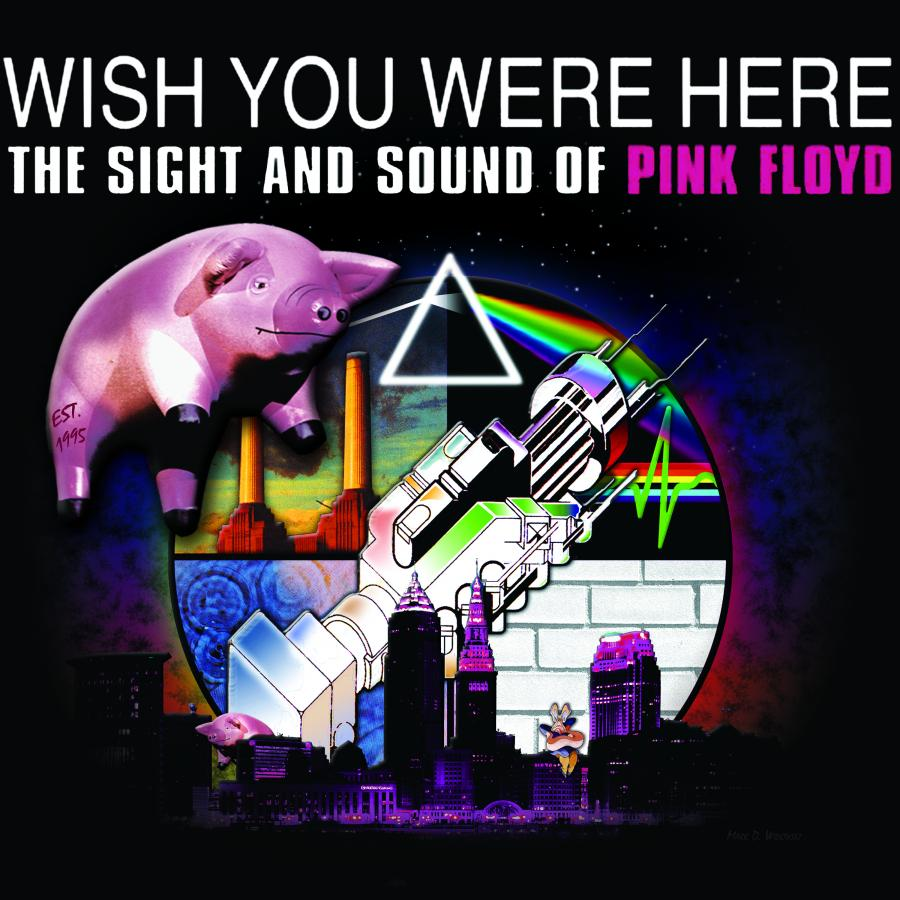Wish You Were Here Pink Floyd Tribute
