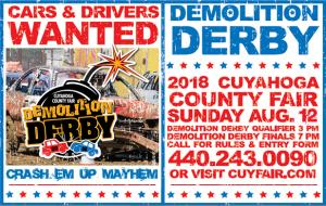 2018 Demolition Derby