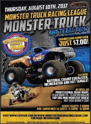 Monster Truck Racing League