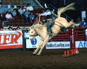 Broken Horn Rodeo