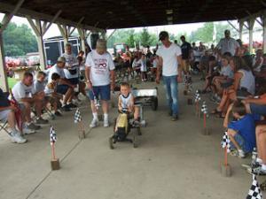 Ohio Farm Bureau Pedal Tractor Pull