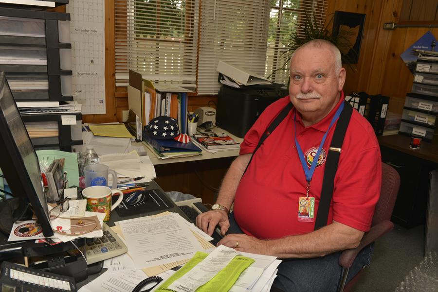 Secretary Dave Stephen