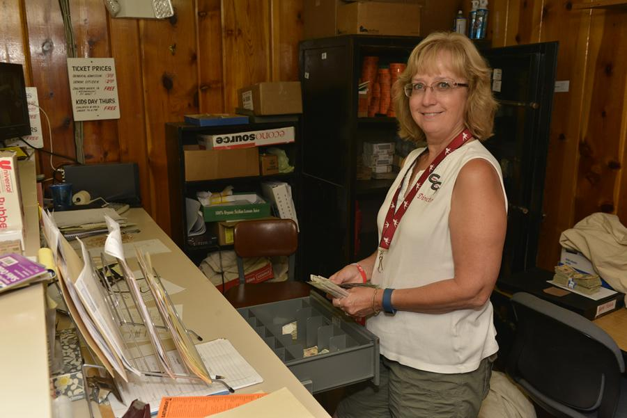 Treasurer Gail Wind