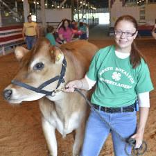 4-H Animal Science Showmanship Sweepstakes