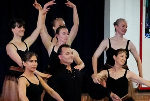 The Adverb Project - Verb Ballets