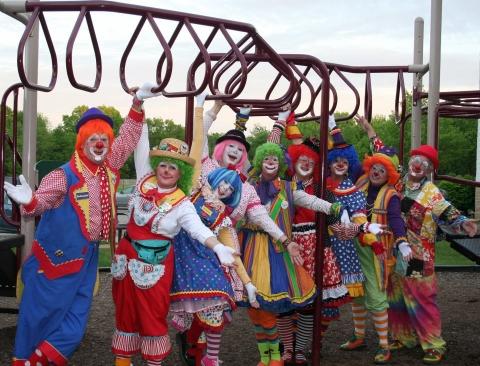 Bojangles Stage Show