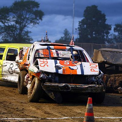 Demolition Derby Final