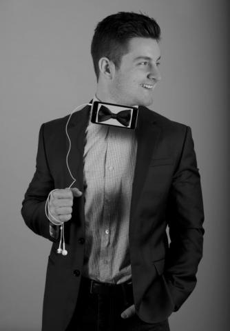 Magician Drew Murray