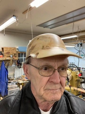 Wood Turner Ron Tomasch