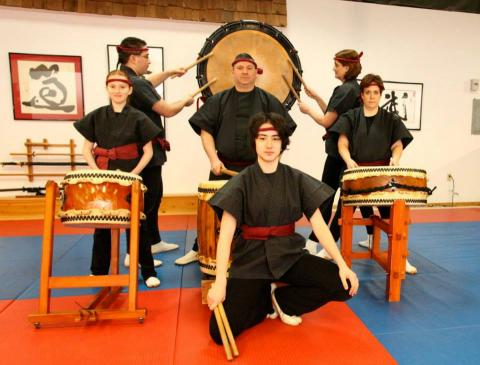 Yume Daiko Taiko Drums